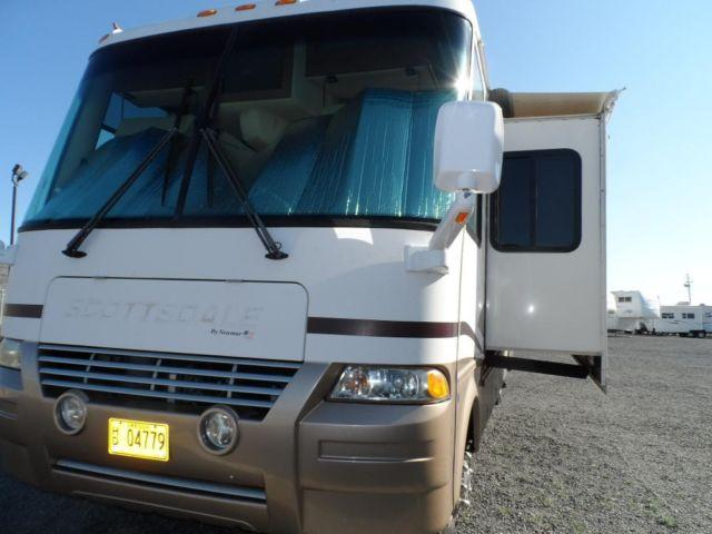 2005 newmar scottsdale motorhome 2005 motorhome in for Department of motor vehicles carson city nevada