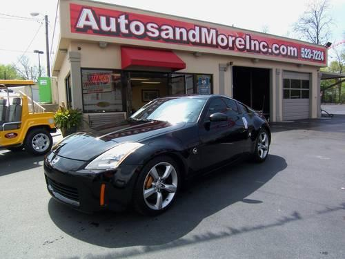 2005 nissan 350z 35th anniversary edition sport coupe loaded for sale in knoxville tennessee. Black Bedroom Furniture Sets. Home Design Ideas