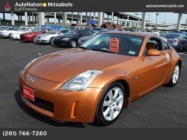 2005 nissan 350z for sale in houston texas classified. Black Bedroom Furniture Sets. Home Design Ideas