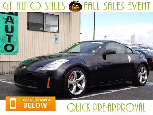 2005 nissan 350z anniversary edition coupe for sale in tacoma washington classified. Black Bedroom Furniture Sets. Home Design Ideas