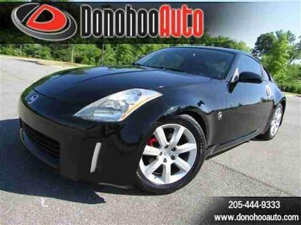 2005 Nissan 350Z Bargain Hunter, 6-Speed! 3.5L V6,