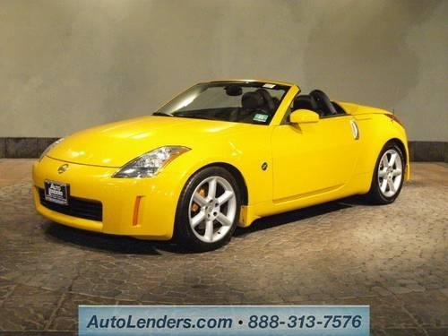 2005 nissan 350z convertible enthusiast for sale in dover township new jersey classified. Black Bedroom Furniture Sets. Home Design Ideas
