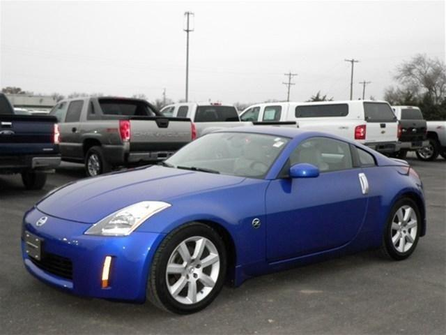2005 nissan 350z coupe performance for sale in wichita kansas classified. Black Bedroom Furniture Sets. Home Design Ideas