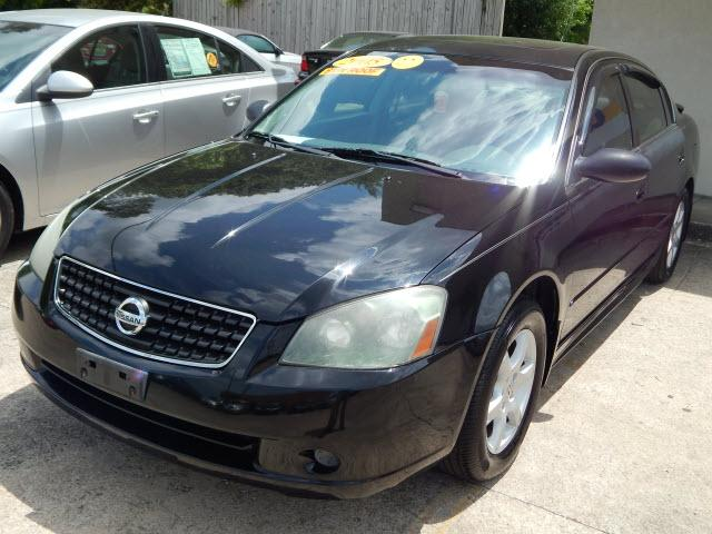2005 nissan altima 2 5 muscle shoals al for sale in. Black Bedroom Furniture Sets. Home Design Ideas