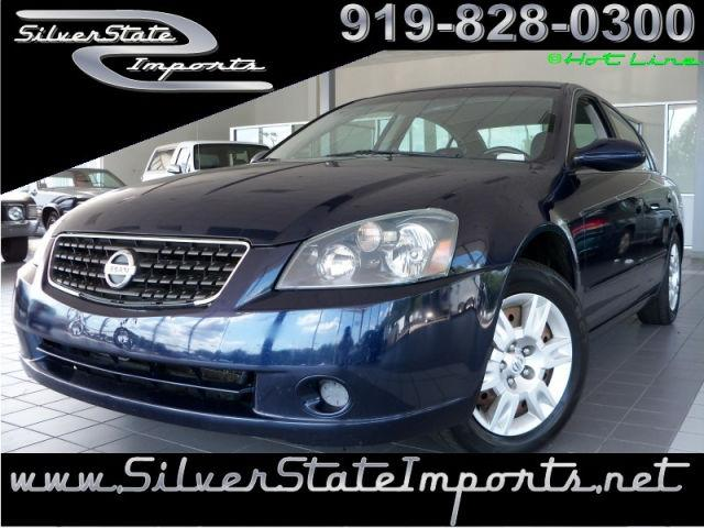 2005 nissan altima 2 5 s for sale in raleigh north. Black Bedroom Furniture Sets. Home Design Ideas