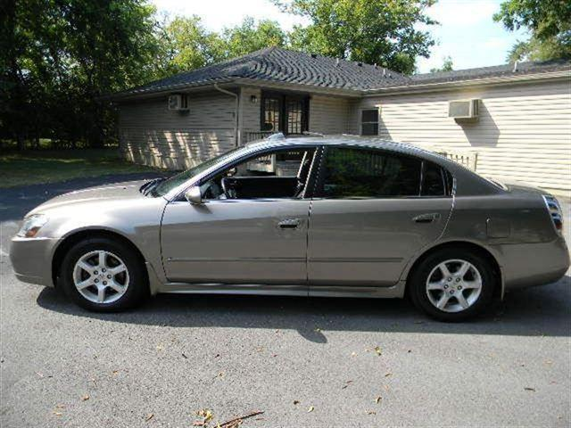 2005 nissan altima 2 5 s for sale in goodlettsville. Black Bedroom Furniture Sets. Home Design Ideas