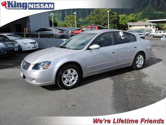 2005 nissan altima 2 5 s for sale in kaneohe hawaii classified. Black Bedroom Furniture Sets. Home Design Ideas