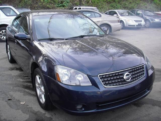 2005 nissan altima 2 5 s for sale in pittsburgh. Black Bedroom Furniture Sets. Home Design Ideas