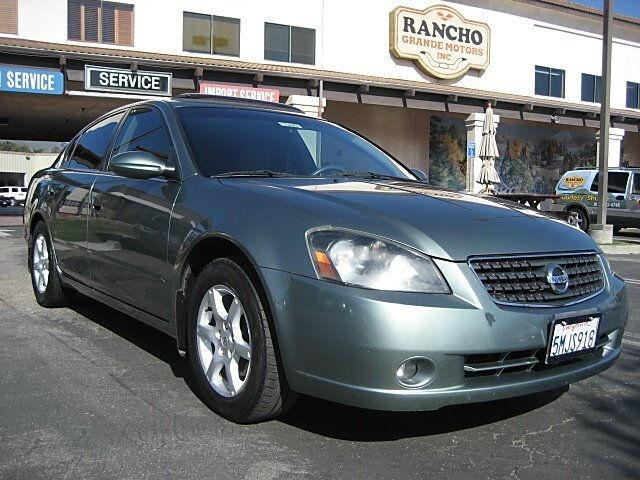 2005 nissan altima 2 5 s for sale in san luis obispo. Black Bedroom Furniture Sets. Home Design Ideas