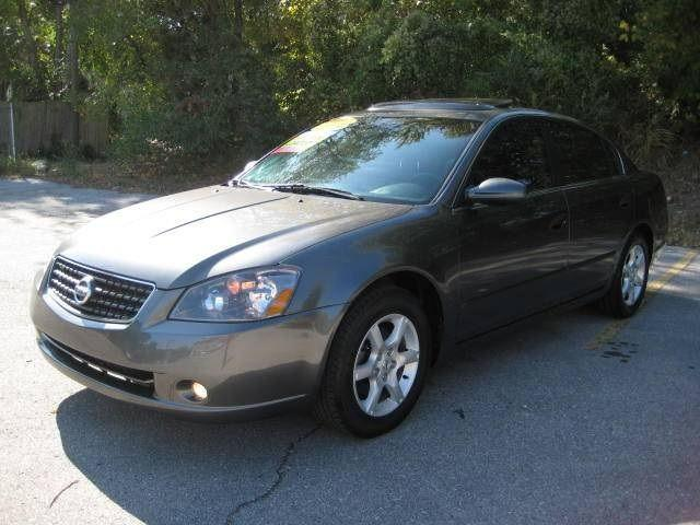 2005 nissan altima 2 5 s for sale in kansas city kansas classified. Black Bedroom Furniture Sets. Home Design Ideas
