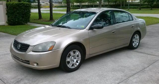 2005 nissan altima 2 5 s full power low miles gas saver. Black Bedroom Furniture Sets. Home Design Ideas