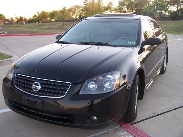 2005 nissan altima 2 5 sl for sale in wylie texas classified. Black Bedroom Furniture Sets. Home Design Ideas