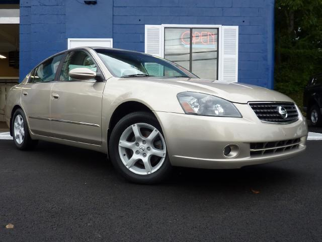 2005 nissan altima 2 5 sl for sale in uniontown pennsylvania classified. Black Bedroom Furniture Sets. Home Design Ideas