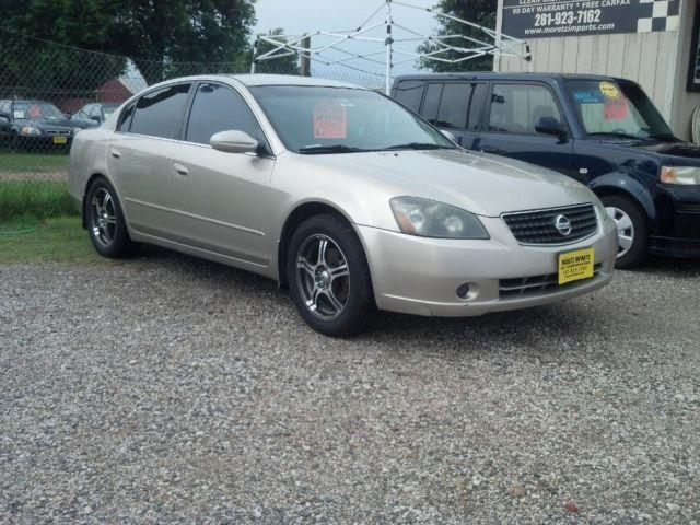 2005 nissan altima 2 5s sedan alloy wheels warranty. Black Bedroom Furniture Sets. Home Design Ideas