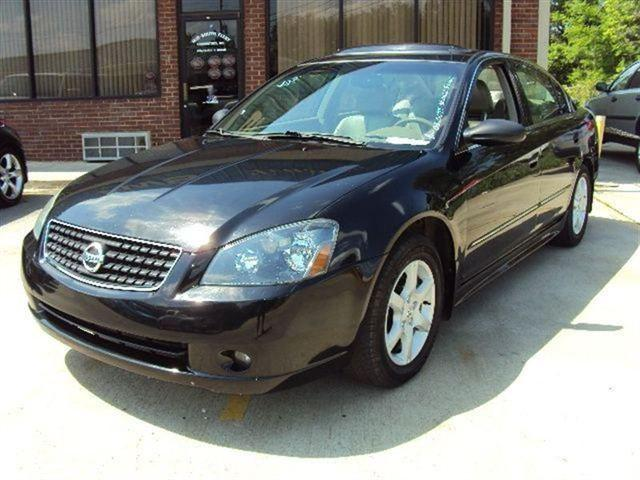 2005 nissan altima sl for sale in moody alabama classified. Black Bedroom Furniture Sets. Home Design Ideas