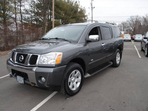 2005 Nissan Armada SUV 4X4 LE for Sale in New Hampton New