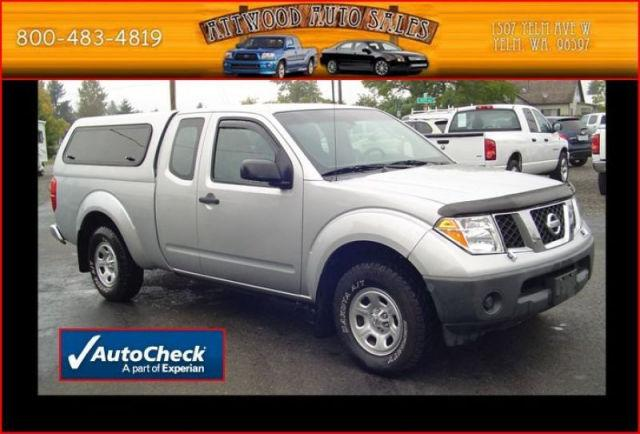 2005 Nissan Frontier Xe For Sale In Yelm Washington