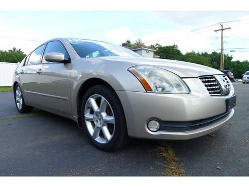 2005 nissan maxima 4 dr sedan 3 5 se for sale in new haven. Black Bedroom Furniture Sets. Home Design Ideas