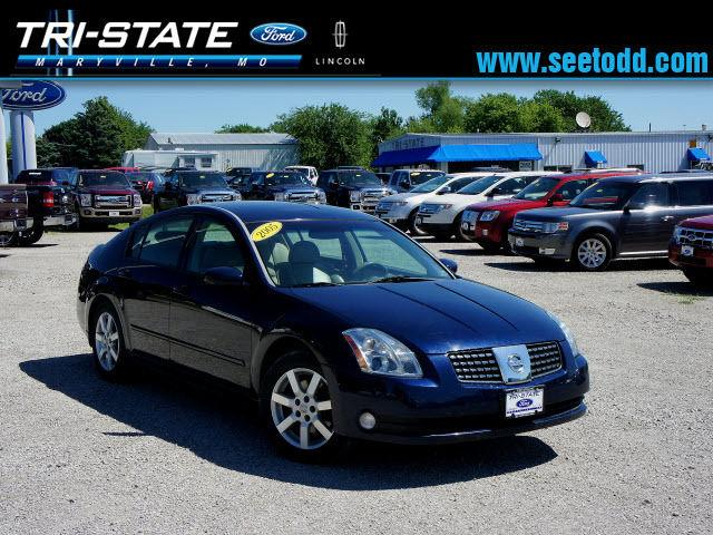 2005 nissan maxima sl for sale in maryville missouri classified. Black Bedroom Furniture Sets. Home Design Ideas