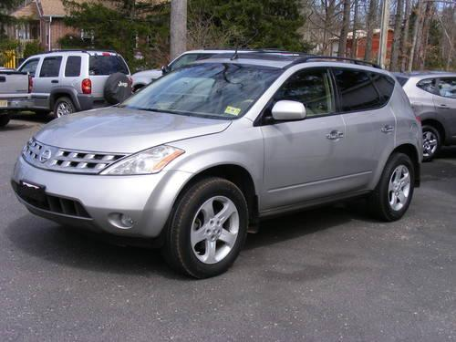 2005 nissan murano sl awd loaded for sale in indian mills new jersey classified. Black Bedroom Furniture Sets. Home Design Ideas
