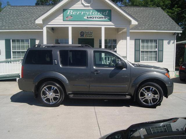 2005 nissan pathfinder for sale in ponchatoula louisiana classified. Black Bedroom Furniture Sets. Home Design Ideas