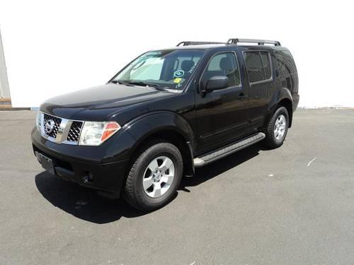 Nissan Pathfinder Xe V6 Information 2005 Nissan Pathfinder XE Black 4x4 for Sale in Phoenix, Arizona ...