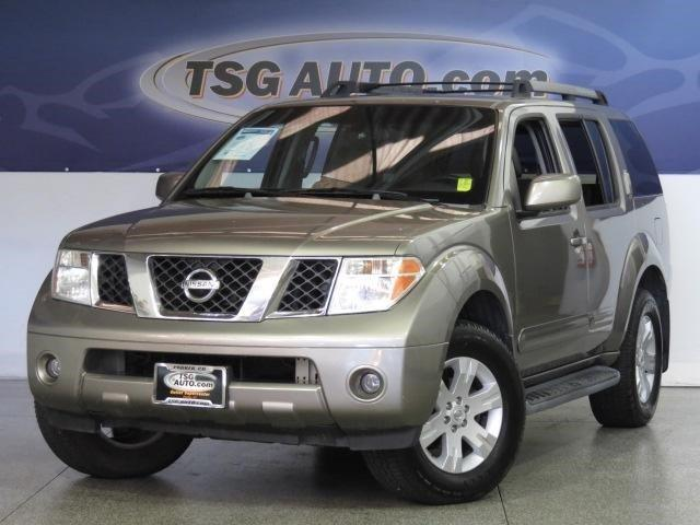 2005 nissan pathfinder xe parker co for sale in parker. Black Bedroom Furniture Sets. Home Design Ideas