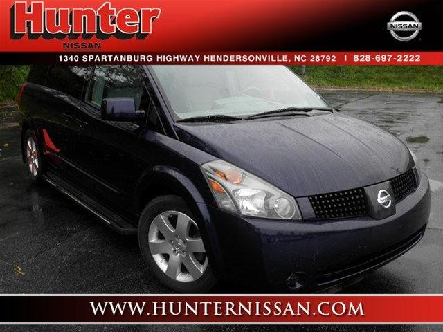 2005 nissan quest 3 5 se for sale in hendersonville north. Black Bedroom Furniture Sets. Home Design Ideas