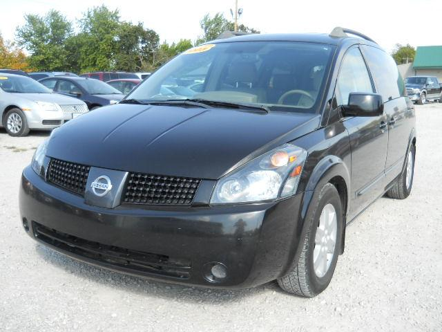 2005 nissan quest 3 5 sl for sale in seneca kansas classified. Black Bedroom Furniture Sets. Home Design Ideas