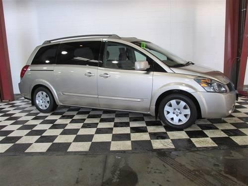 2005 nissan quest mini van passenger for sale in co bluffs iowa classified. Black Bedroom Furniture Sets. Home Design Ideas