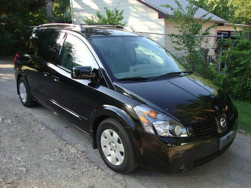 2005 nissan quest must see this one loaded for sale in austin texas classified. Black Bedroom Furniture Sets. Home Design Ideas