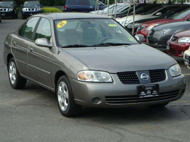 2005 nissan sentra 1 8 s for sale in stanhope new jersey. Black Bedroom Furniture Sets. Home Design Ideas