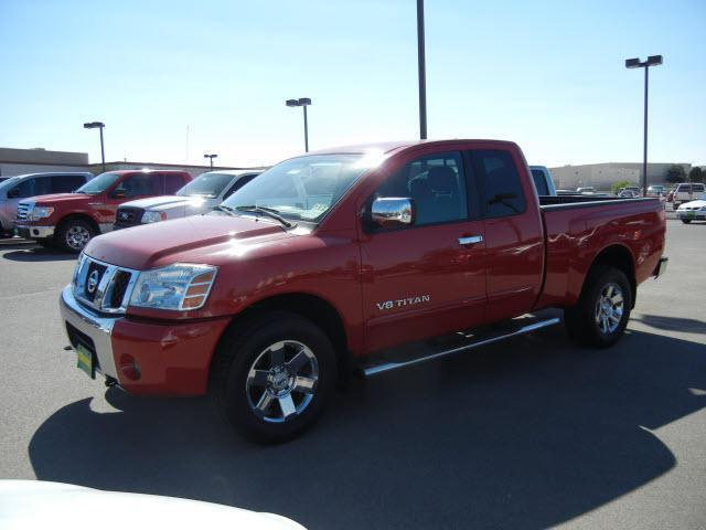 2005 nissan titan for sale in el paso texas classified. Black Bedroom Furniture Sets. Home Design Ideas