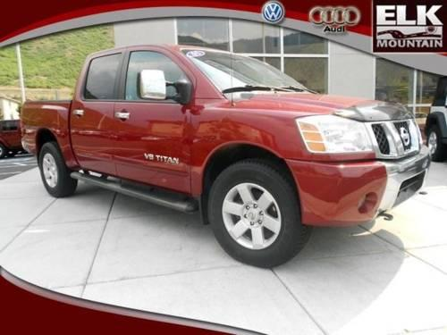 2005 nissan titan crew cab pickup le for sale in cardiff colorado classified. Black Bedroom Furniture Sets. Home Design Ideas