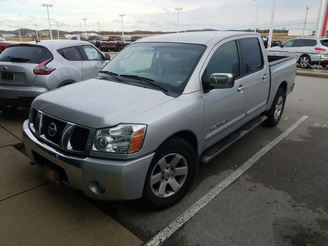 2005 nissan titan le 4dr crew cab le rwd sb for sale in royal tennessee classified. Black Bedroom Furniture Sets. Home Design Ideas