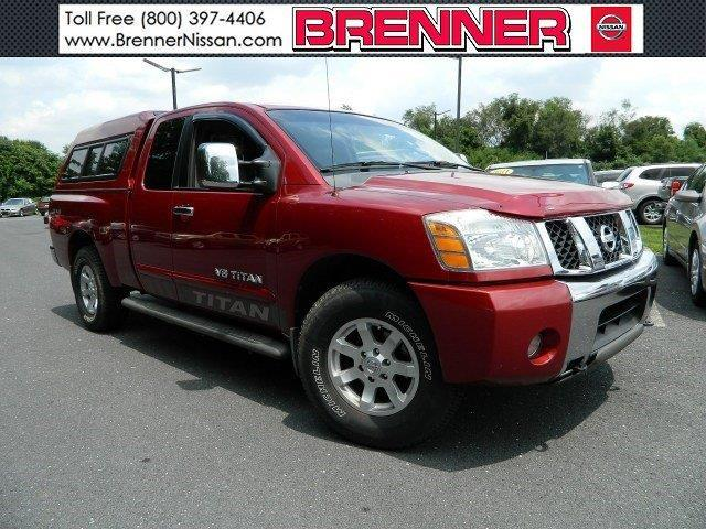 2005 nissan titan le 4dr king cab le 4wd sb for sale in defense depot pennsylvania classified. Black Bedroom Furniture Sets. Home Design Ideas