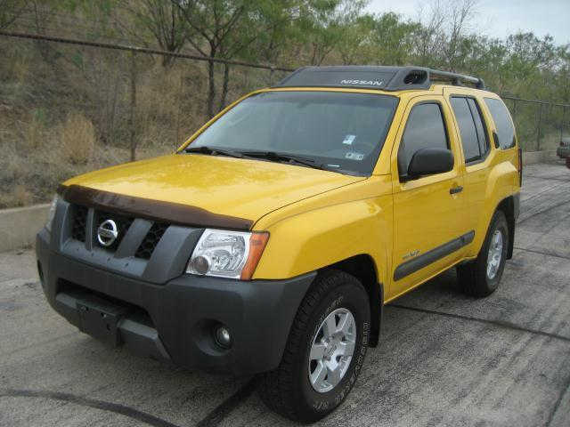 2005 nissan xterra off road for sale in big spring texas. Black Bedroom Furniture Sets. Home Design Ideas