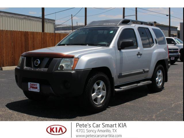 2005 Nissan Xterra S S 4dr Suv For Sale In Amarillo Texas