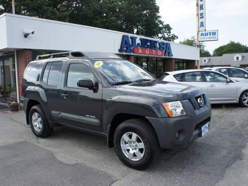 2005 nissan xterra suv 4x4 off road 4wd for sale in salem. Black Bedroom Furniture Sets. Home Design Ideas