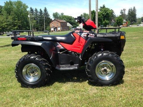 2005 polaris sportsman 700 efi atv 4x4 for sale in schenectady new york classified. Black Bedroom Furniture Sets. Home Design Ideas