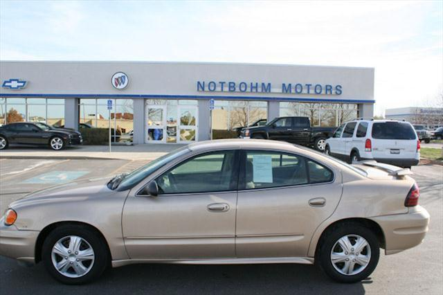 2005 pontiac grand am se for sale in miles city montana for Notbohm motors used cars