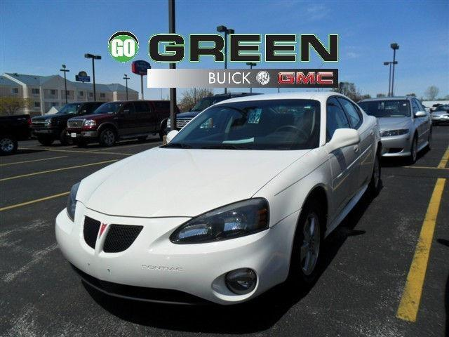 2005 pontiac grand prix for sale in davenport iowa classified. Black Bedroom Furniture Sets. Home Design Ideas