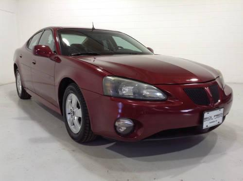 2005 pontiac grand prix sedan gt one owner low miles perfectly for sale in norman oklahoma. Black Bedroom Furniture Sets. Home Design Ideas