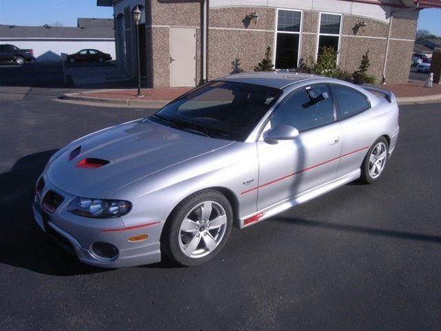 2005 pontiac gto for sale in west salem wisconsin classified. Black Bedroom Furniture Sets. Home Design Ideas