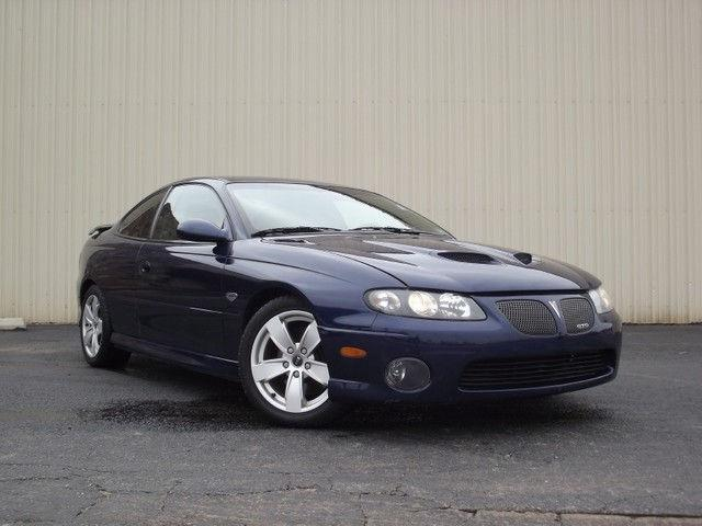 2005 pontiac gto for sale in vernon texas classified. Black Bedroom Furniture Sets. Home Design Ideas