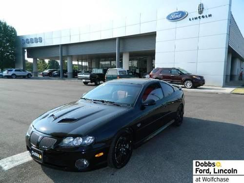 2005 PONTIAC GTO for Sale in Memphis Tennessee Classified