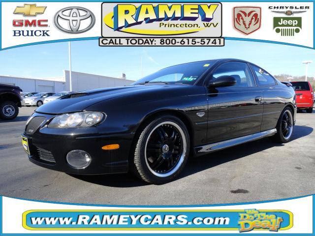 2005 pontiac gto for sale in princeton west virginia for Ramey motors princeton wv
