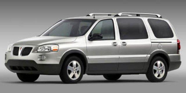 2005 Pontiac Montana SV6 1SA 1SA 4dr Extended Mini-Van