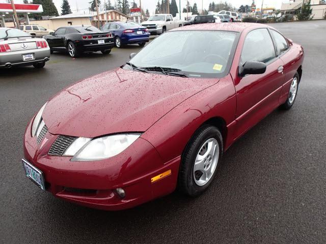 2005 pontiac sunfire 2 dr coupe 2dr cpe for sale in salem. Black Bedroom Furniture Sets. Home Design Ideas