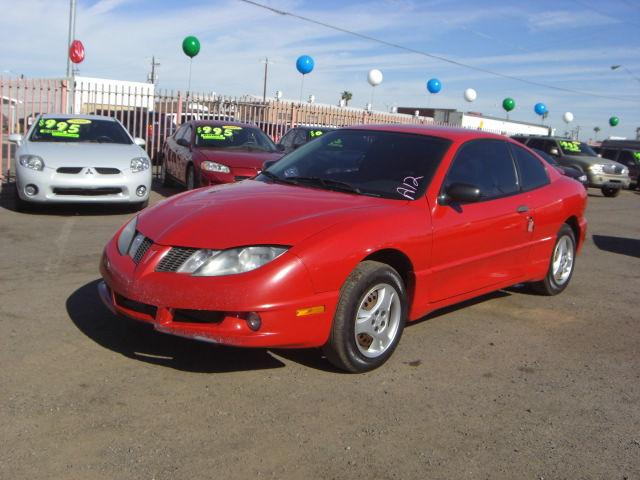 2005 pontiac sunfire for sale in phoenix arizona. Black Bedroom Furniture Sets. Home Design Ideas
